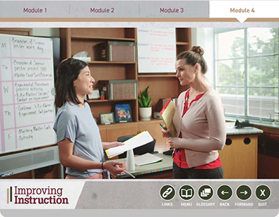Supporting English Language Learners Through Improved Accessibility Decision Making module